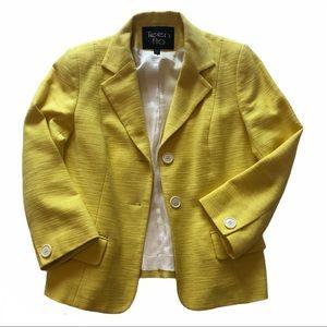 Teenflo yellow summer jacket